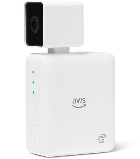 """Intel и Amazon представили интеллектуальную камеру DeepLens"""""""