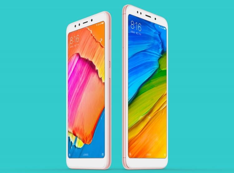 """Xiaomi анонсировала первые бюджетные смартфоны с дисплеями 18:9"""""""