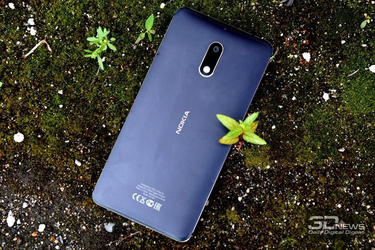 """К выпуску готовится смартфон Nokia 6 второго поколения"""""""