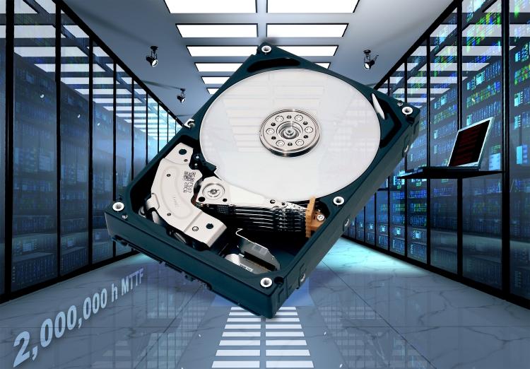 Жёсткий диск Toshiba MG05ACA