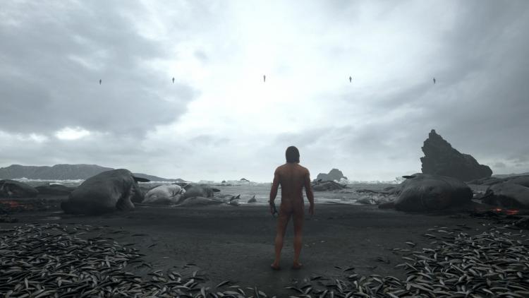 Видео: восьмиминутный трейлер Death Stranding от автора Metal Gear Solid