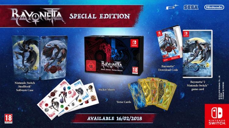 Представлена Bayonetta 3 и сборник из первых двух частей для Nintendo Switch