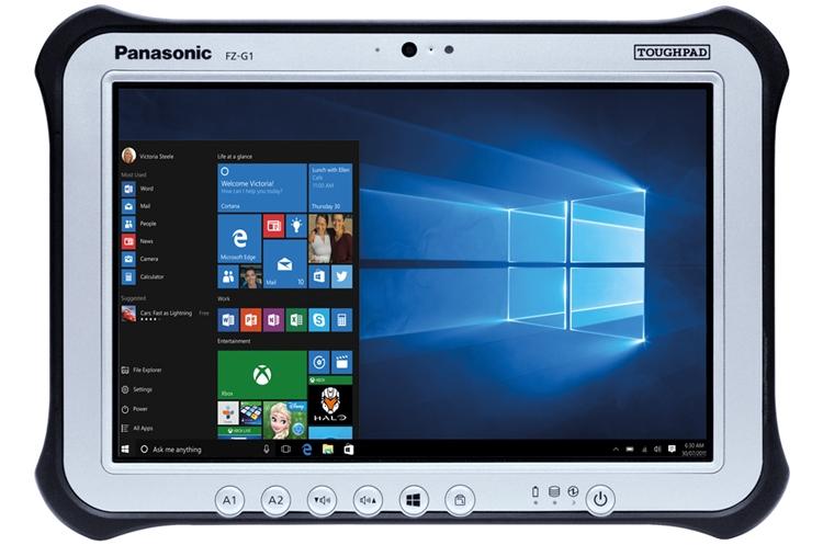 """Panasonic представила в России взрывозащищённый планшет Toughpad"""""""