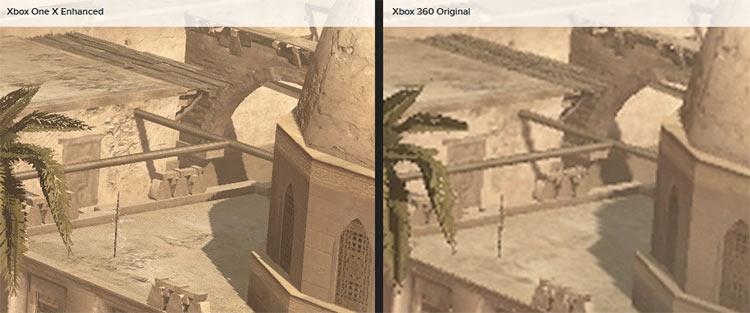 В Assassin's Creed на Xbox One X улучшается не только разрешение, но и качество теней