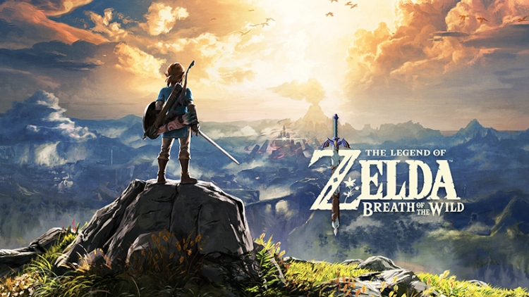 Итоги The Game Awards 2017: The Legend of Zelda: Breath of the Wild — «Игра года»""