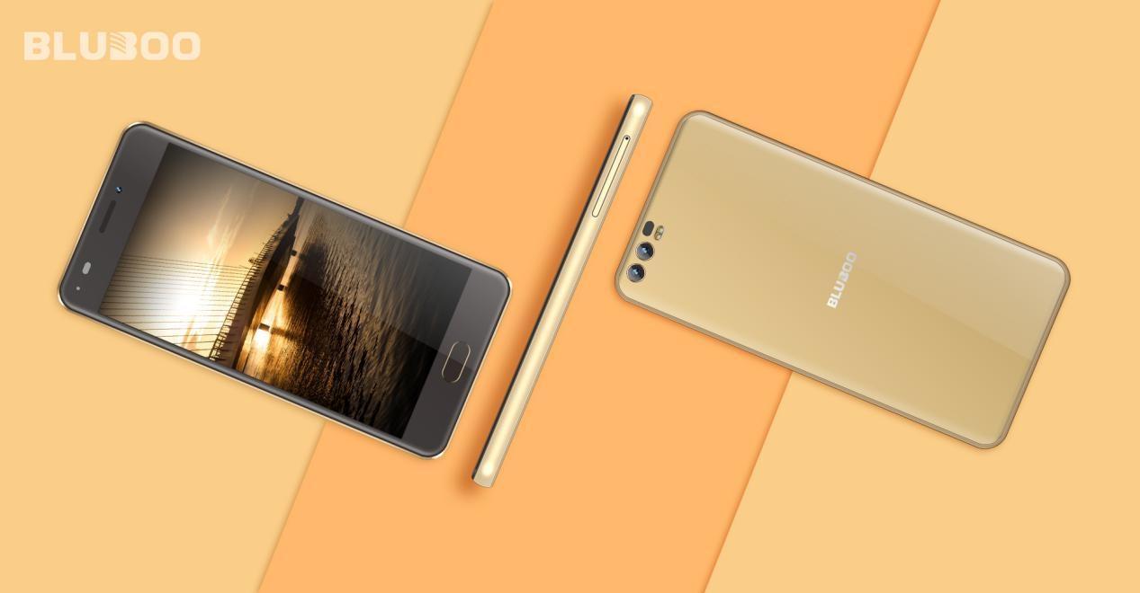 12 декабря стартуют продажи бюджетного смартфона Bluboo D2 со скидкой 30 %