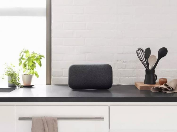 """Премиум смарт-колонка Google Home Max поступила в продажу по цене $399"""""""