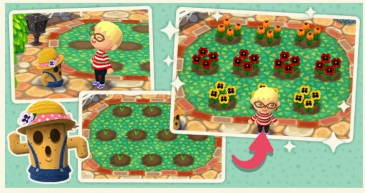 Скоро вAnimal Crossing: Pocket Camp добавят садоводство и создание одежды