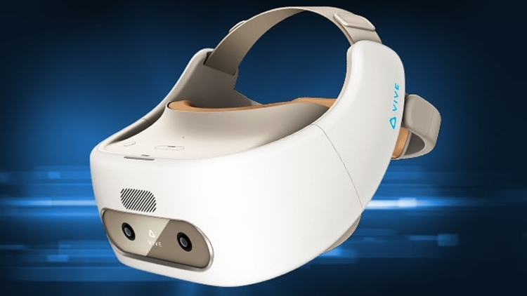 Автономный VR-шлем HTC Vive Focus