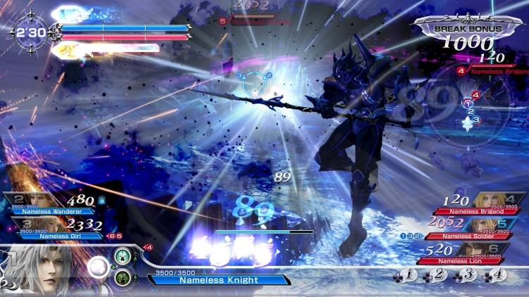 Видео: новый трейлер Dissidia Final Fantasy NT демонстрирует персонажей во всей красе