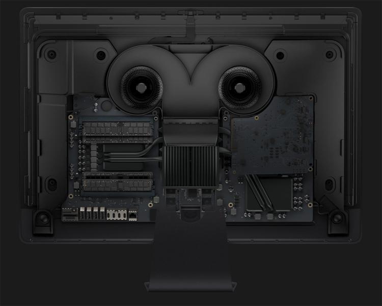 """Новый моноблок Apple iMac Pro поступит в продажу до конца недели"""""""