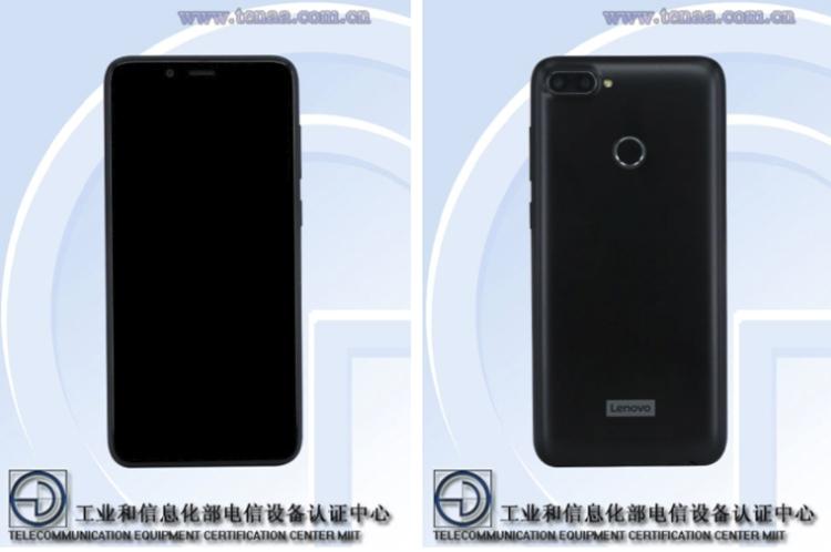 К выпуску готовится смартфон Lenovo K320t с экраном Full Screen и двойной камерой