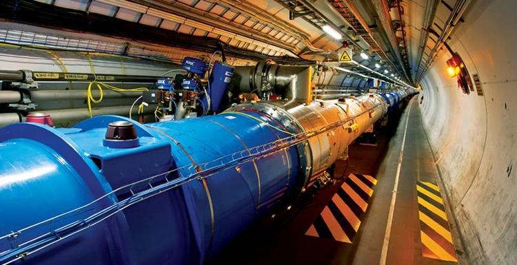 Изображения CERN