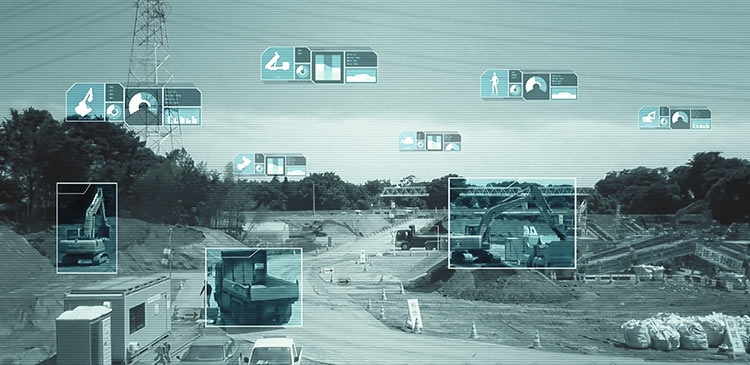 """NVIDIA и Komatsu принесут беспилотное наблюдение на основе ИИ на стройки"""""""