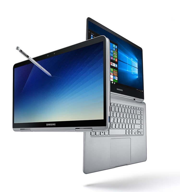 Ноутбуки Samsung Notebook 9 Pen и Notebook 9 (2018)