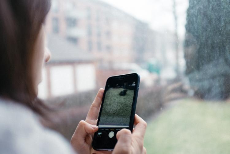 """Исследователи научились определять смартфоны по сделанным на них фотографиям"""""""