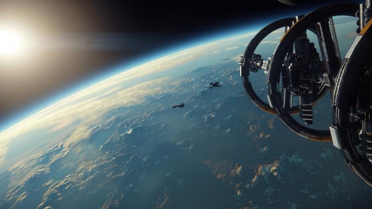 Crytek подала в суд на авторов Star Citizen за отказ от CryEngine и нарушение остальных условий договора