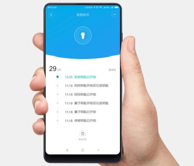 """Xiaomi готовится к выпуску смарт-замка Vima Smart Lock Cylinder"""""""