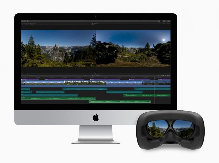 """В Final Cut Pro от Apple теперь можно редактировать VR- и HDR-видео"""""""