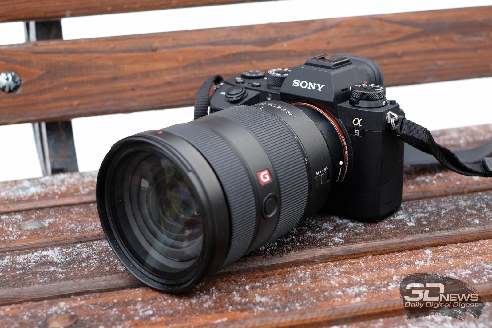 Новая статья: Обзор фотокамеры Sony a9: «беззеркалка» для репортеров