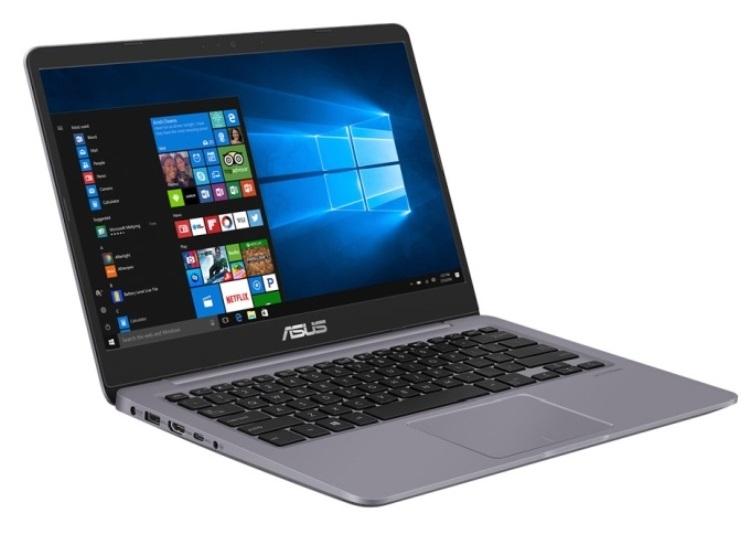 ASUS познакомила с обновлённым ультрабуком VivoBook 14