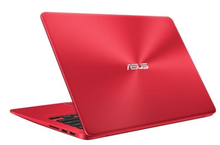 """ASUS познакомила с обновлённым ультрабуком VivoBook 14"""""""