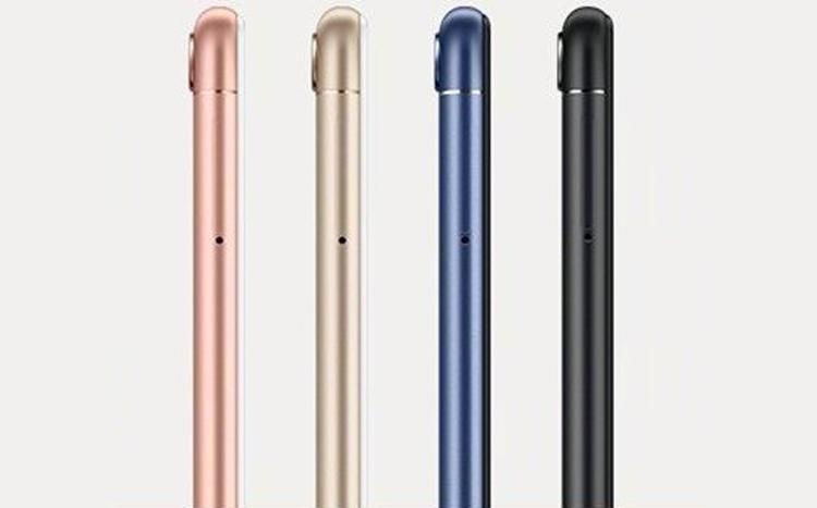 """Представлен смартфон Huawei Enjoy 7S с двойной камерой"""""""