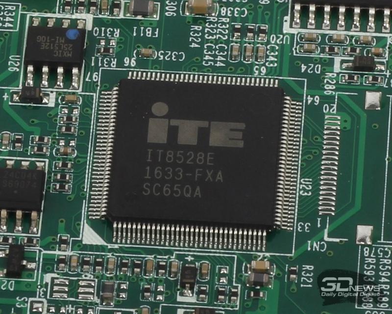 Контроллер ввода-вывода ITE IT8528E