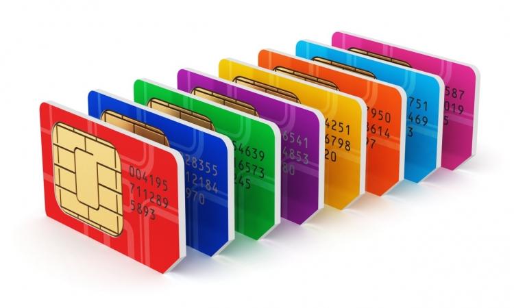 В России сокращаются продажи SIM-карт