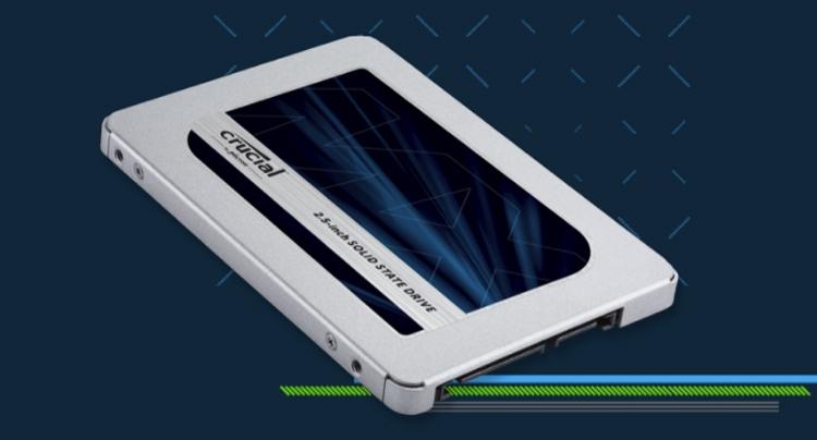 """Вместимость SSD-накопителей Crucial MX500 достигает 2 Тбайт"""""""