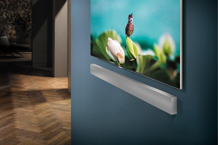 """Samsung NW700 Soundbar Sound+: звуковая панель для монтажа на стену"""""""