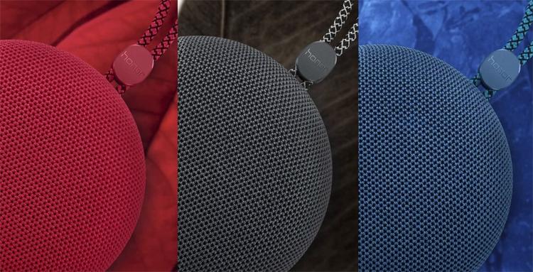 """Honor AM51: яркий Bluetooth-динамик с защитой от влаги"""""""