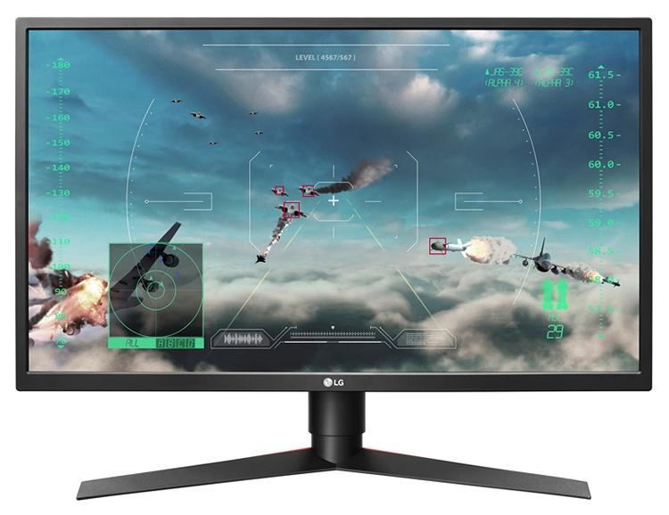 """LG 27GK750F-B: игровой монитор с частотой обновления 240 Гц"""""""