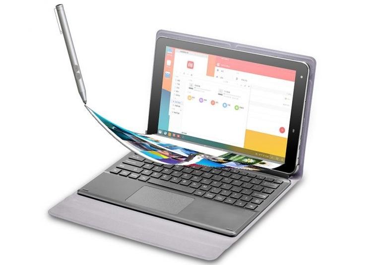 "PiPO P10: ноутбук «два в одном» на базе Phoenix OS и процессора Rockchip"""
