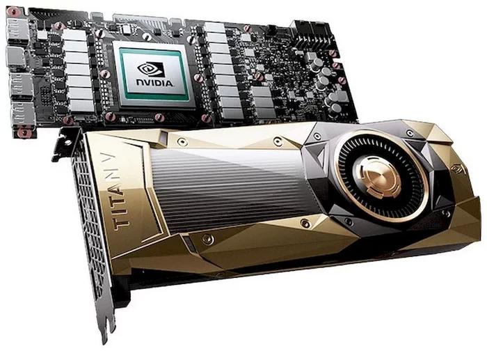 Самый мощный игровой ускоритель — NVIDIA Titan V