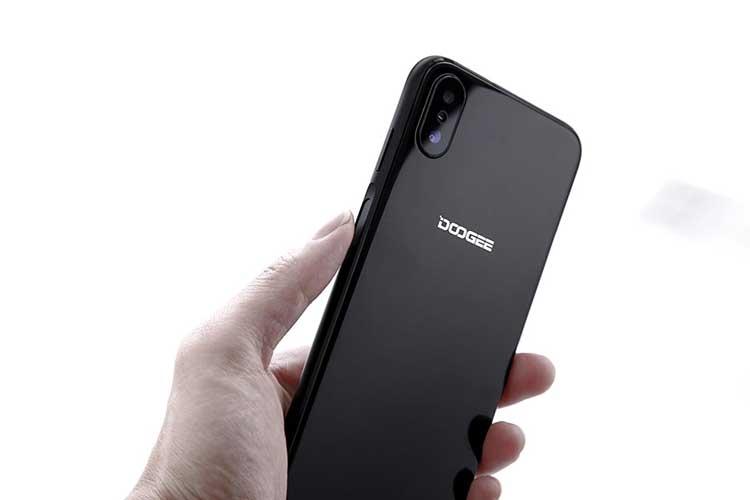 Смартфон Doogee X55 —бюджетный с соотношением экрана 18:9 дешевле 0