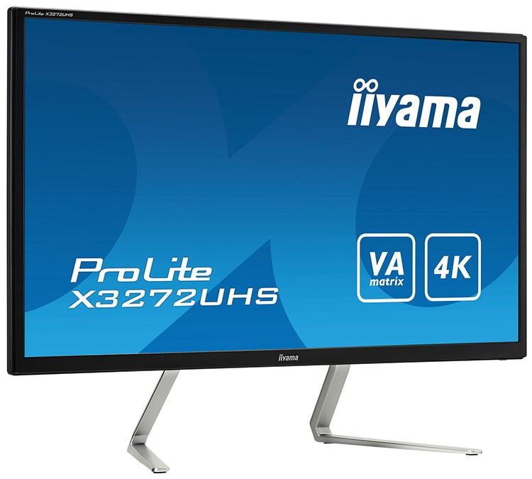 "Iiyama ProLite X3272UHS-B1: монитор на ножках"""