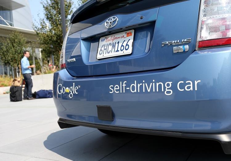 """Представлен рейтинг компаний рынка беспилотных автомобилей"""""""