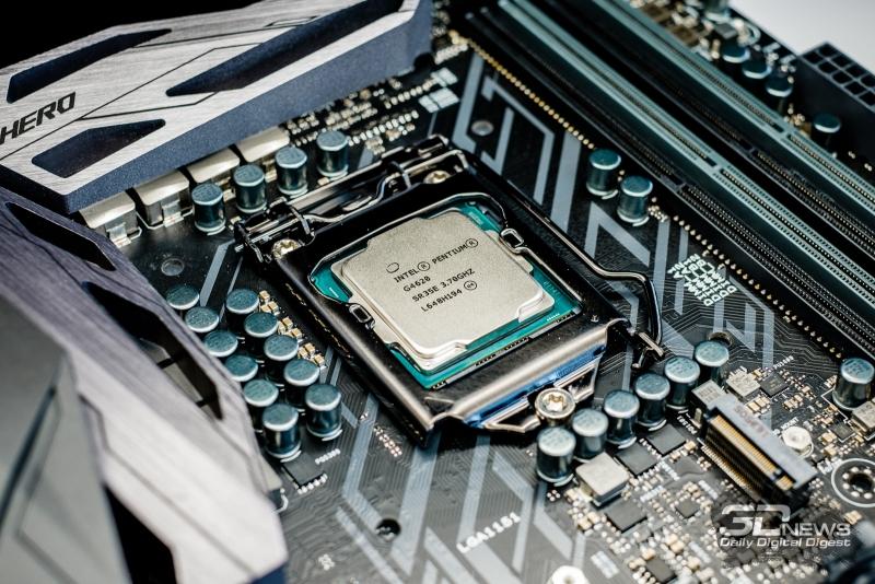 Аналог настольных процессоров Pentium Kaby Lake гармонично вписался бы в бюджетные игровые ноутбуки. Но конкуренции на рынке нет — нет и большого выбора процессоров
