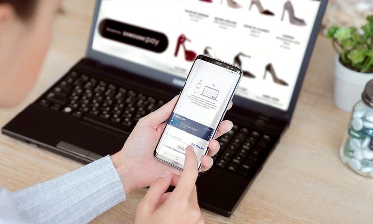 """Samsung Pay и Сбербанк повысят удобство онлайн-покупок"""""""