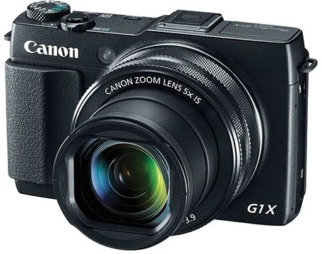 Canon G1X Mark III