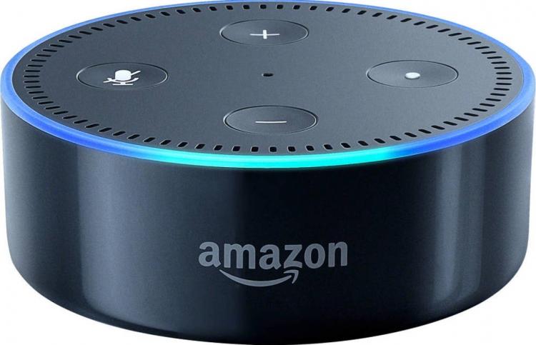 """Смарт-колонка Echo Dot стала бестселлером Amazon в эти праздничные дни"""""""