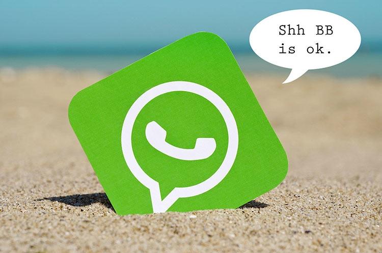 """WhatsApp откажется от поддержки Blackberry OS и Windows Phone с 1 января"""""""