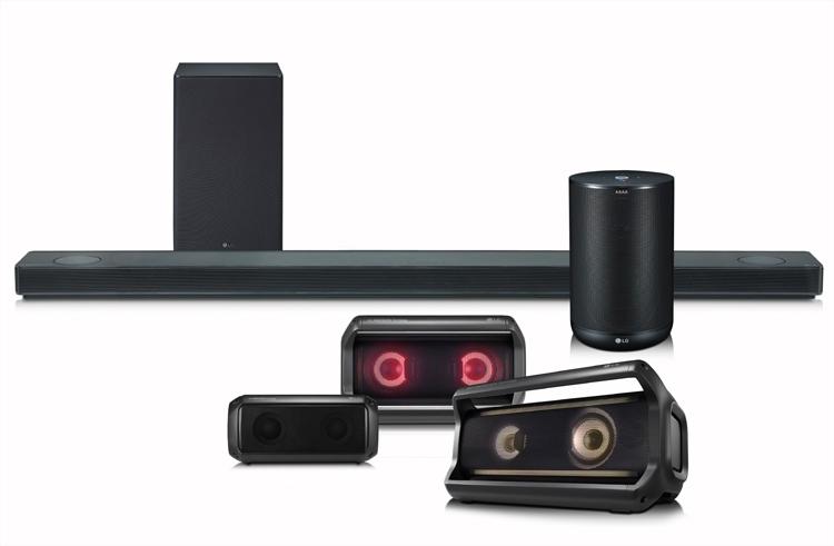 "LG ThinQ Speaker: смарт-динамик с помощником Google Assistant"""
