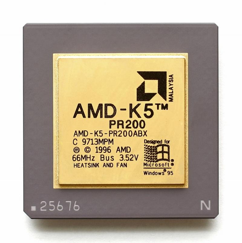 AMD K5 PR200
