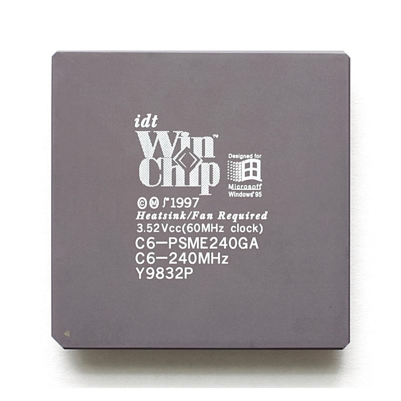 IDT WinChip C6 240