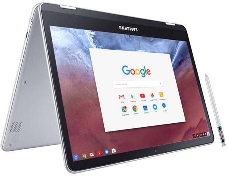 """Samsung приписывают намерение выпустить гибридный хромбук с перьевым вводом"""""""