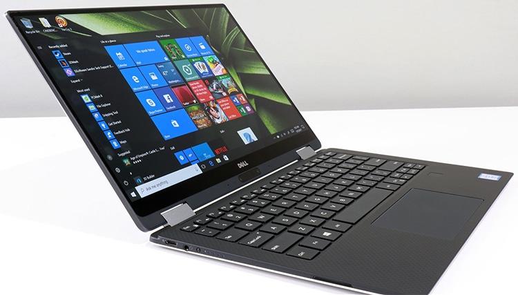 Пока ещё актуальная модель «2-в-1» Dell XPS 13