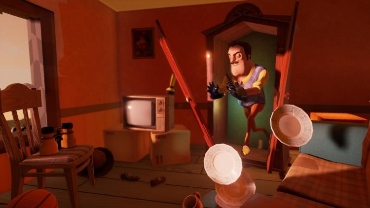 """Слухи: стелс-экшен Hello Neighbor разрабатывается для Switch и PS4"""""""
