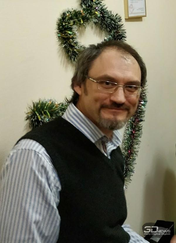 Константин Щербаков — ex-Foxconn, сейчас директор по продажам и маркетингу Baikal Electronics